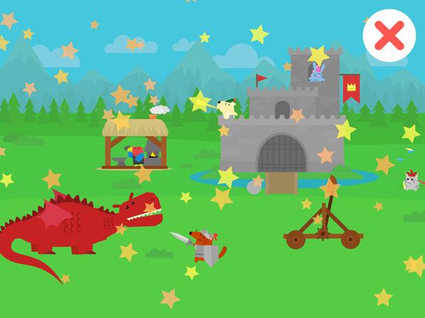 Mobo Puzzle: ein schönes, kostenloses Puzzle-Game für Kinder