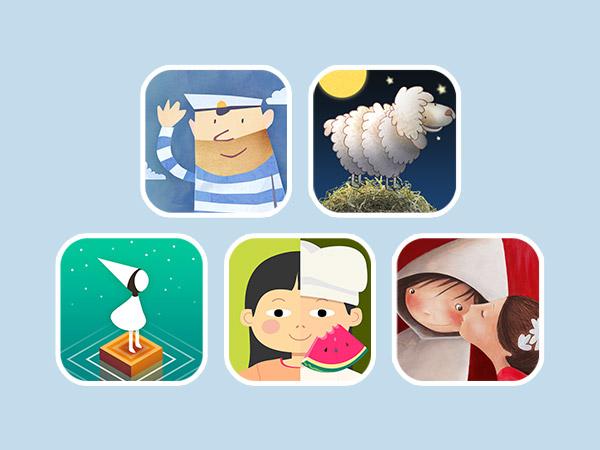 Kinder App Klassiker – diese 5 Kinder-Apps empfehlen wir euch