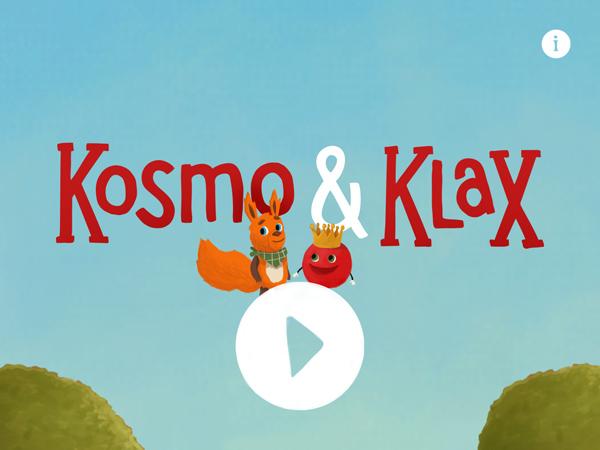 Kosmo & Klax Baumhaus Party: Schöne Kinder App mit Minispielen und Vorlese-Geschichten