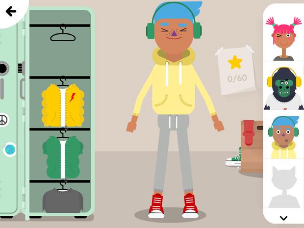Unterhaltsame Kinder App rund um Sport und Fitness