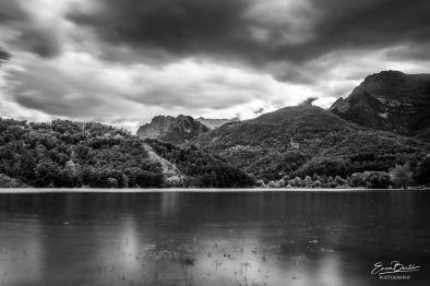Gramolazzo's lake