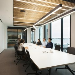 Chairs For Small Spaces Sky Chair Stand Reviews Maersk Line Offices In Auckland Furnished With Lottus Collection