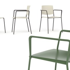 Chair Design Program Amazon Ergonomic The Ema 4l With And Without Arms Joins Silla Con Y Sin Brazos