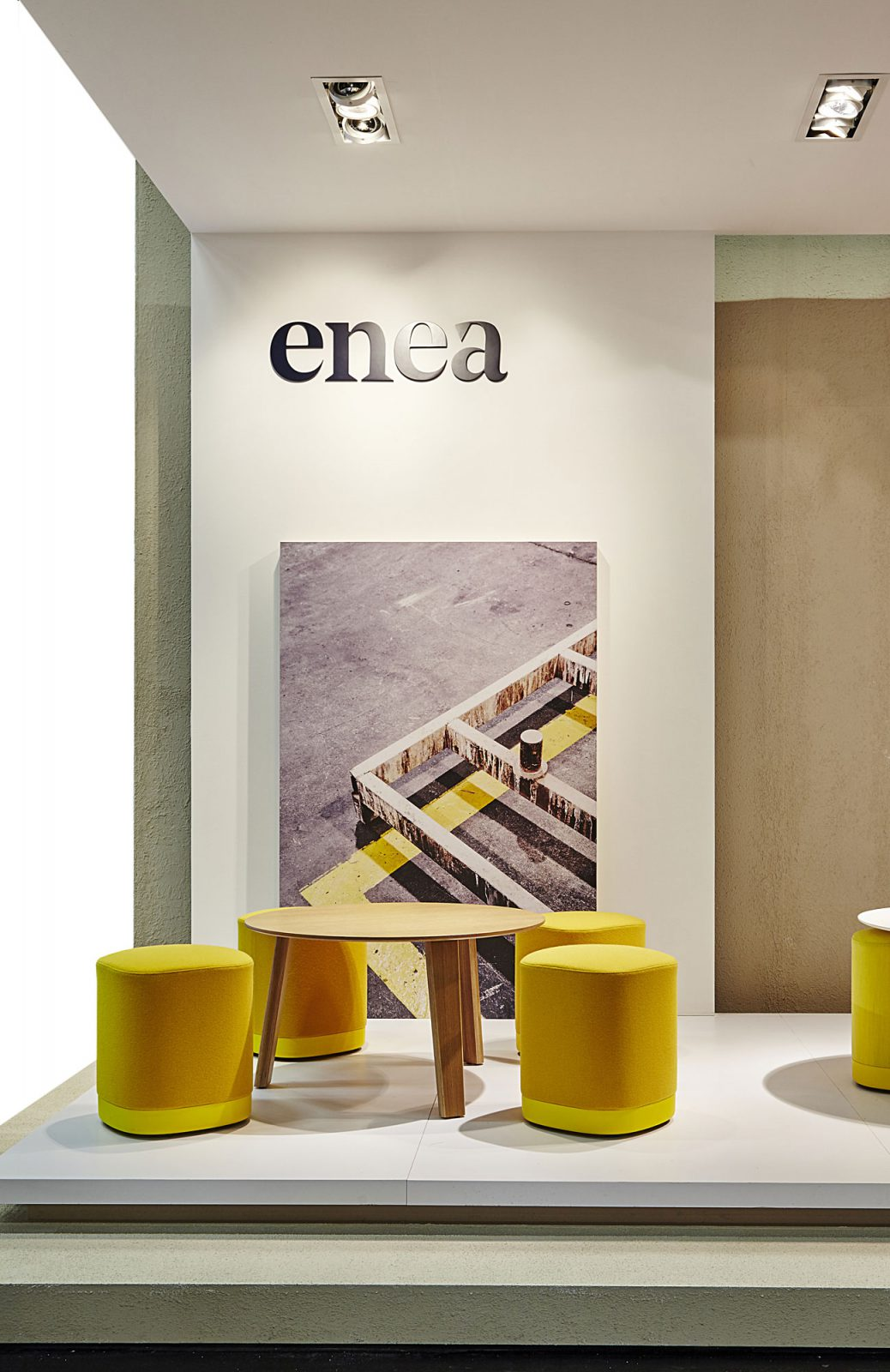 ENEAs experience at Orgatec 2016 new visions of work