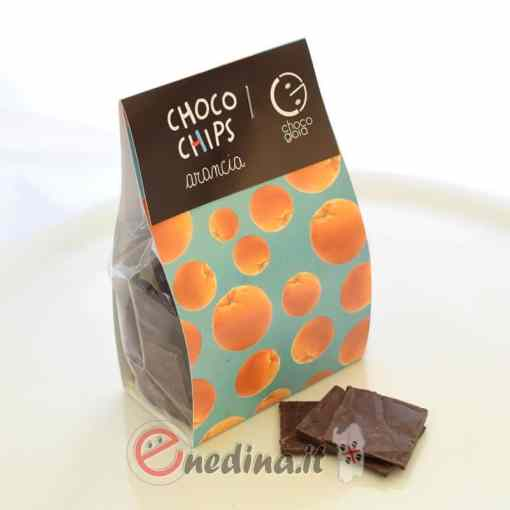 Chocochips all'arancia