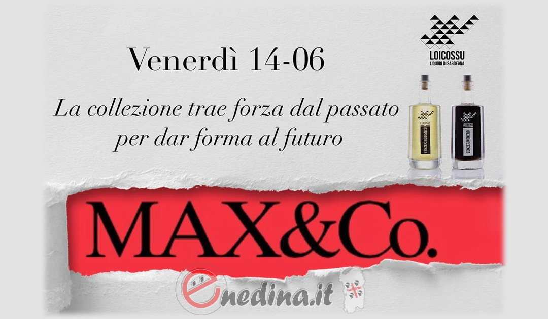 Winter Collection MAX&Co., presentazione con Zenzerino
