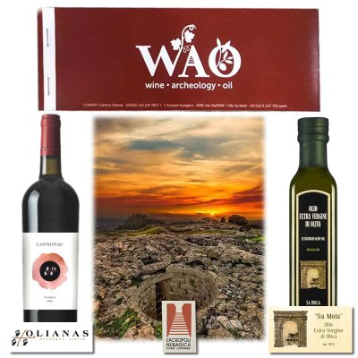 WAO (Wine Archeology Oil)