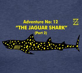 Tiburón Jaguar (Life Aquatic)