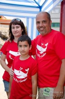 20110918 1251 - Javi Malacologo, Las Eras, Pez Garimba