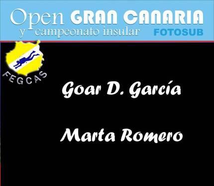 Goar Daniel y Marta Romero: 171 puntos