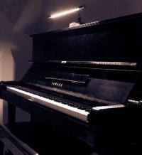 Height 19 Shade LED Console Piano Lamp  LED Lighting Blog