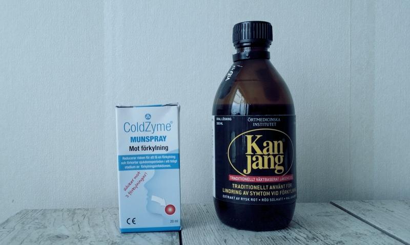 Coldzyme & KanJang - förkylningsprodukter
