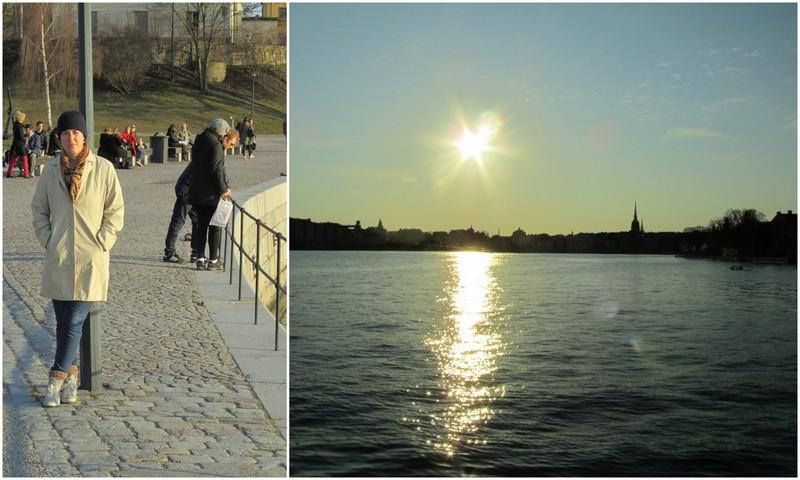 En Emilia i Stockholm vår