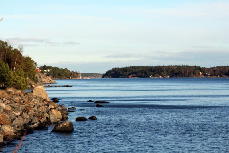 Strandvägen Nynäshamn