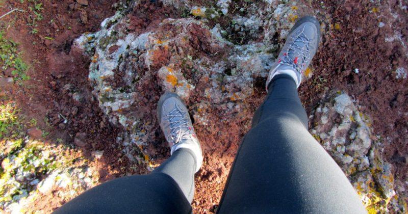 EnEmilia på La Gomera. Hållbar träning