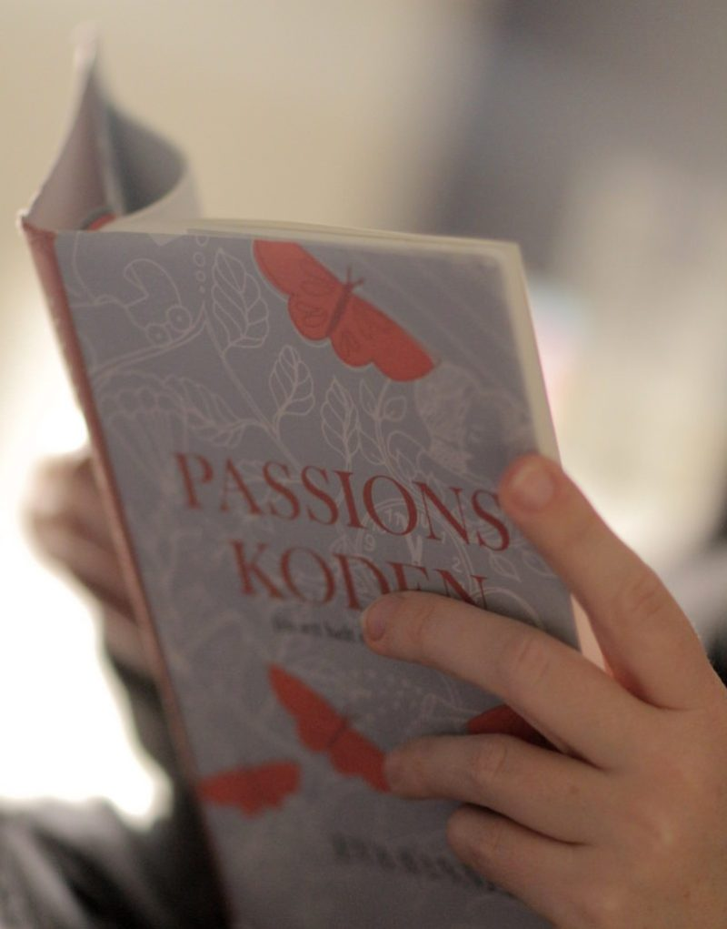 logga ut 2 passionskoden