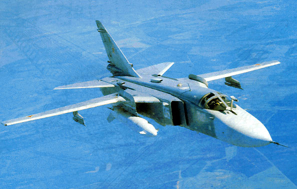 Fall Ceiling Wallpaper Su 24 Quot Fencer Quot Frontline Bomber