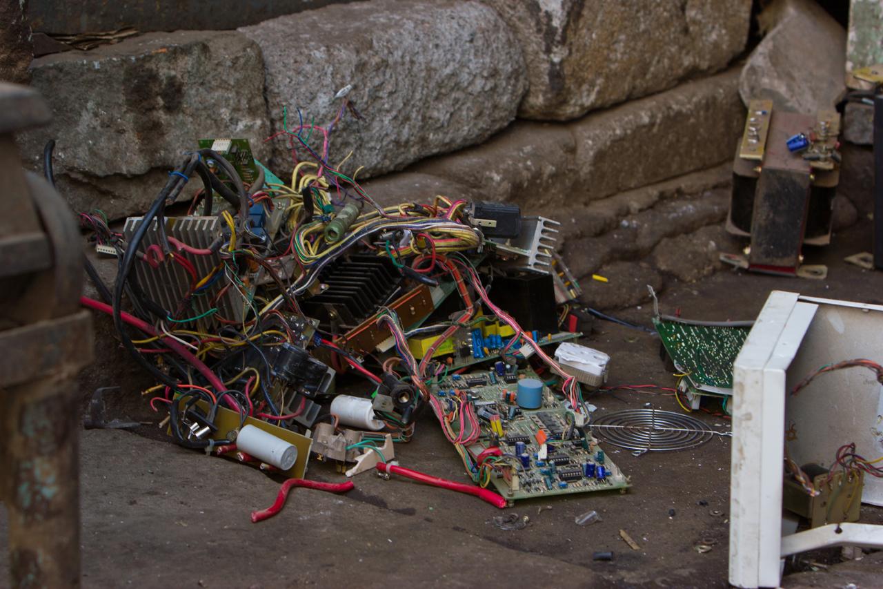 Lo smaltimento dei rifiuti elettronici come occasione di sviluppo