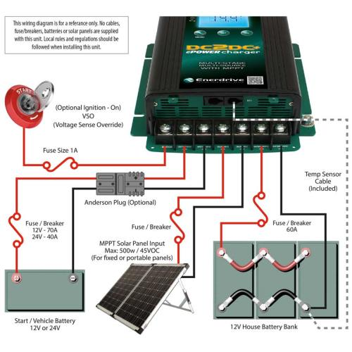small resolution of dc2dc plus wiring diagram enerdrive pty ltddc2dc plus 40a battery charger wriing diagram