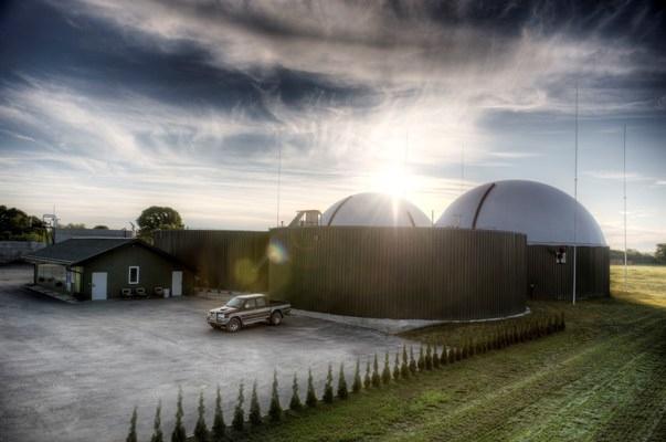 Bioplinska elektrarna