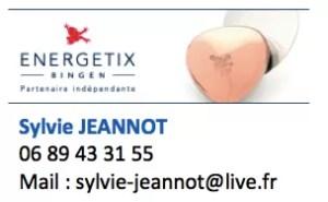 Energetix Sylvie Jeannot Signature