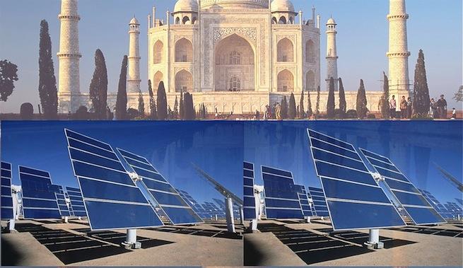 India quiere dominar el sector de la energía solar