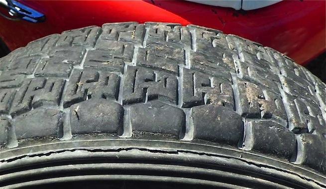 Combustible a partir de neumáticos viejos
