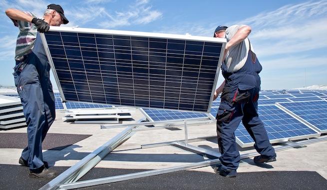 Alemania cuadruplica el excedente de energía en sólo dos años