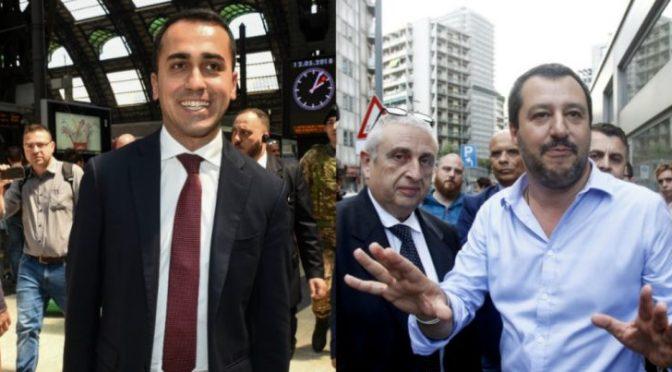 Il contratto Salvini-Di Maio ignora il clima e i target di Parigi