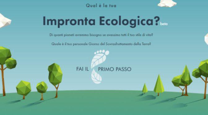24 maggio: Giorno del Sovrasfruttamento ecologico dell'Italia