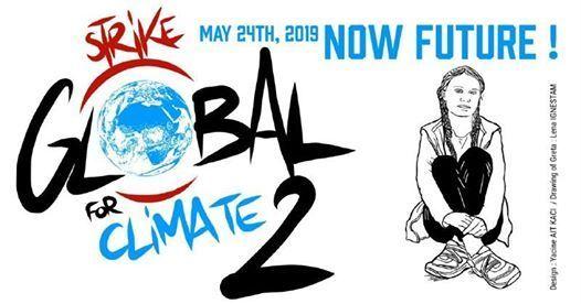 24 maggio 2019: Sciopero mondiale Fridays For Future