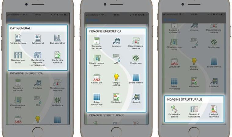 ENEA-LOGICALSOFT La riqualificazione dell'edilizia scolastica parte da una App