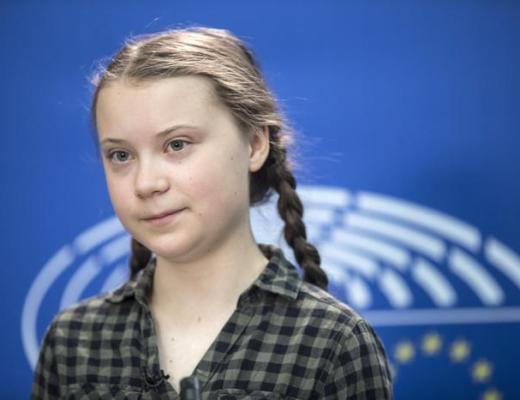 Europee: la scelta è green, le parole di Greta e i sondaggi