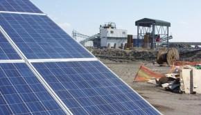 Energía Renovable y Minería