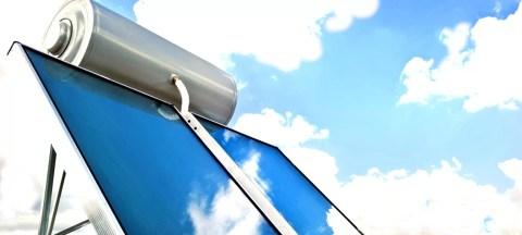impianto solare-termico