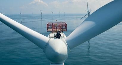 La eólica marina ya produce más empleo que la eólica terrestre