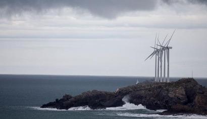 Las renovables produjeron más electricidad en noviembre que la nuclear y el carbón juntos