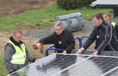 Alemania invirtió en 2012 en fotovoltaica más que España en toda su historia