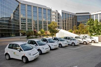 Iberdrola pone en marcha un servicio de coche eléctrico compartido