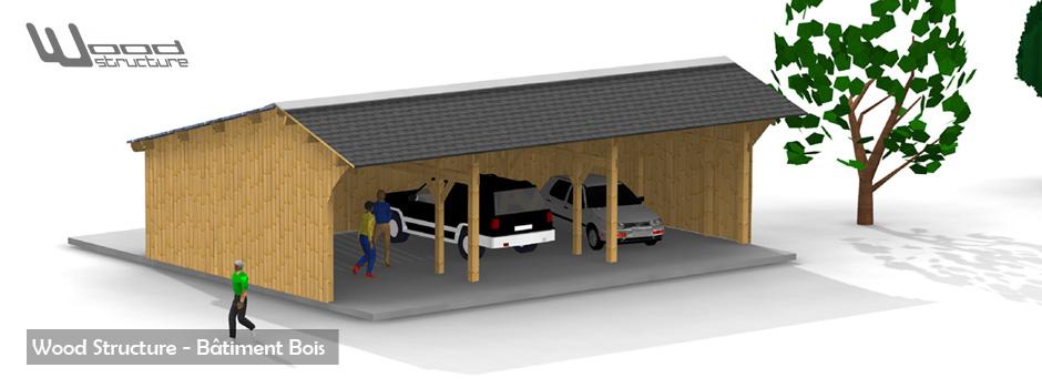 batiment agricole bois en kit gratuit