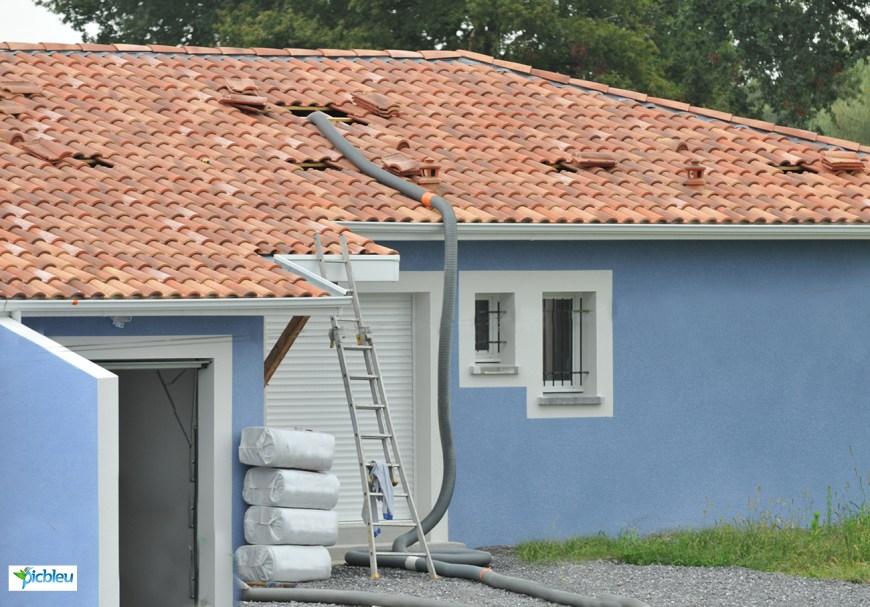 castorama isolation plafond