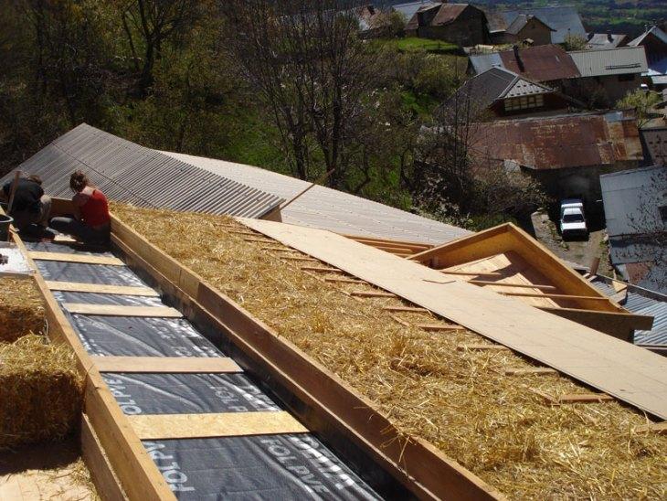 isolation maison container la biomasse notre energie. Black Bedroom Furniture Sets. Home Design Ideas