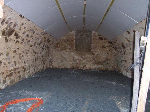 isolation mur intérieur a coller