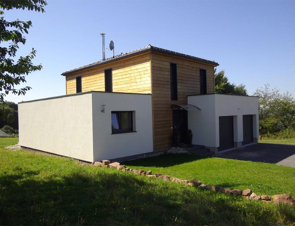 plan petite maison bois gratuit