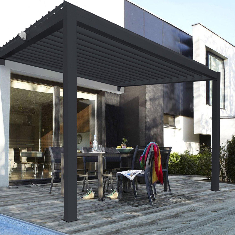 Notre Pergola Biomasse Leroy La Bois Merlin – Chez Energie xoBeCd