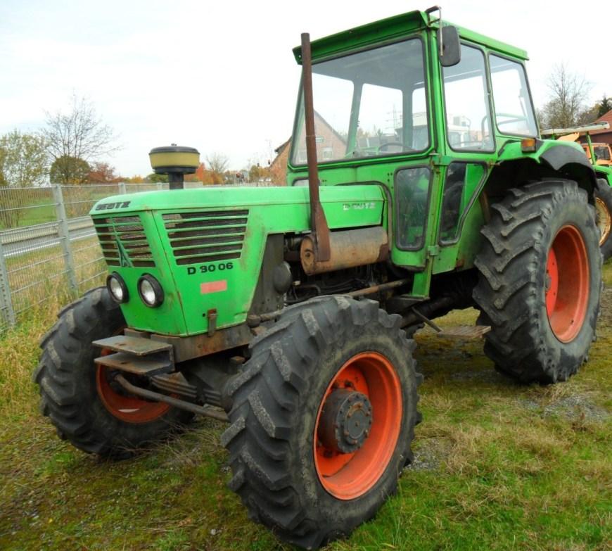 100 ans du tracteur renault