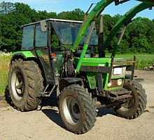 100 tracteur
