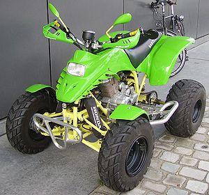quad atv 200