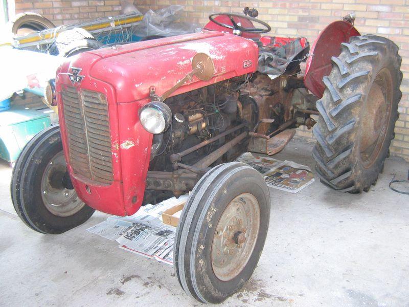 bon coin materiel agricole tracteur