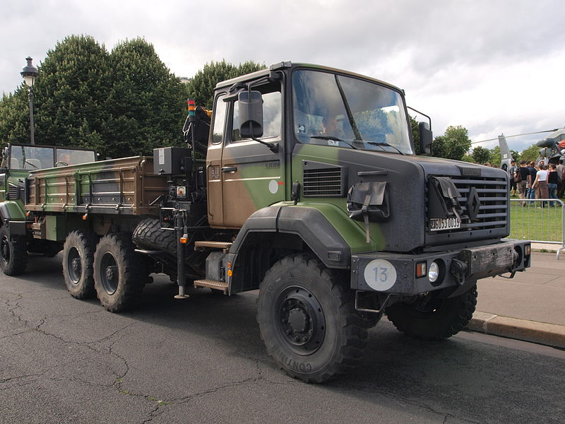 camion ampliroll d occasion